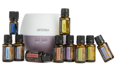 doterra-poweroele.de Home Essential
