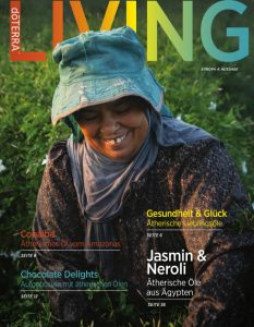 doterra-poweroele.de Living Magazine Europe 4. Ausgabe