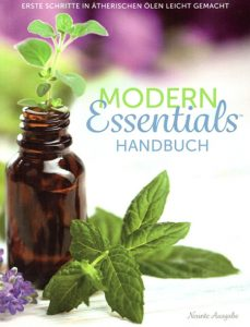 doterra-poweroele.de Buch - Modern Essentials Handbuch