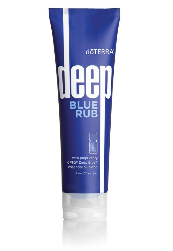 doterra-poweroele.de Deep Blue Tube