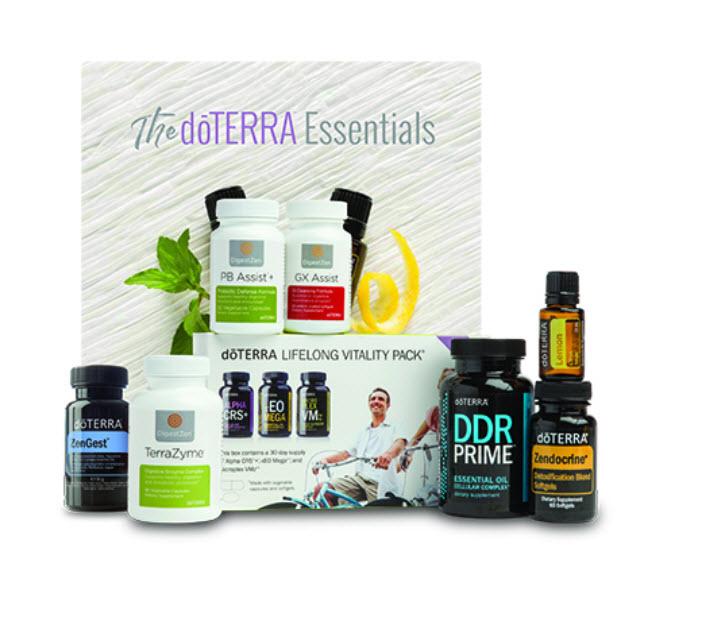 doTERRA Cleanse and Restore Enrolment Kit Schweiz